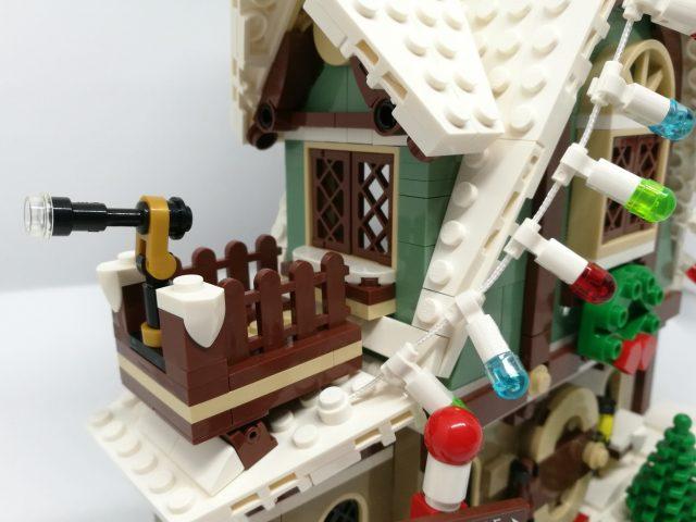 LEGO La casa degli elfi (10275)