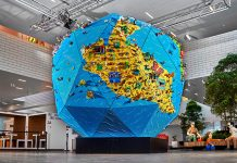 Rebuild-the-World-LEGO-globe