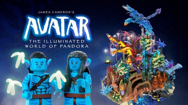 LEGO Ideas: Avatar - The Illuminated World of Pandora