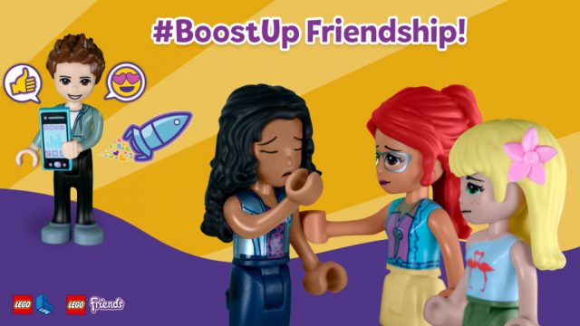BoostUp-Friendship