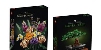 LEGO-Botanical-Collection