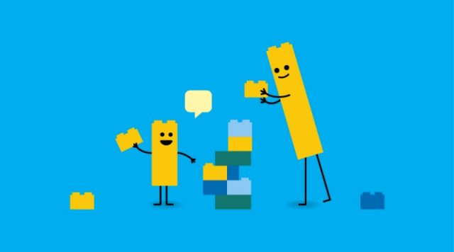 LEGO-Build-Talk