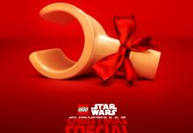 LEGO LEGO STAR WARS – CHRISTMAS SPECIAL banner
