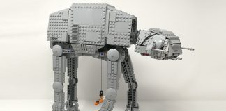 LEGO Star Wars 75288 - AT AT