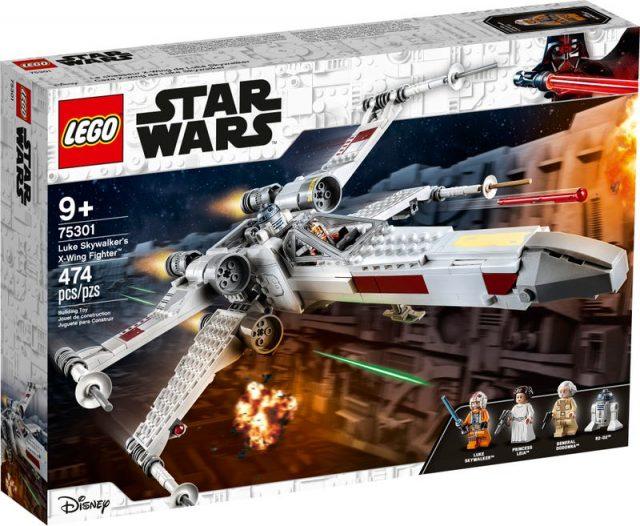 LEGO-Star-Wars-Luke-Skywalkers-X-Wing-Fighter-75301