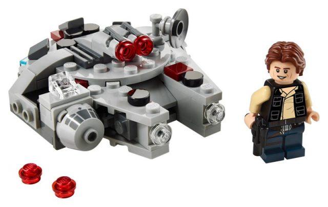 LEGO-Star-Wars-Millennium-Falcon-Microfighter-75295