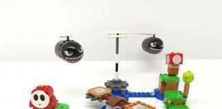 LEGO Super Mario 71366 - Sbarramento di Pallottoloni Bill