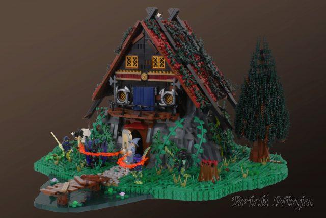 Majiso's magical workshop