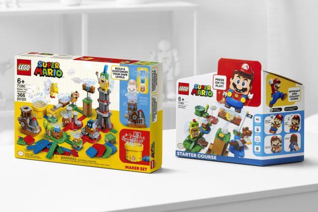 Novità LEGO Super Mario 2021