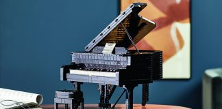 LEGO Idea Grand Piano