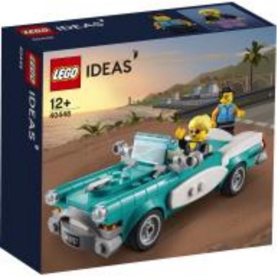 LEGO-Ideas-Vintage-Car-40448