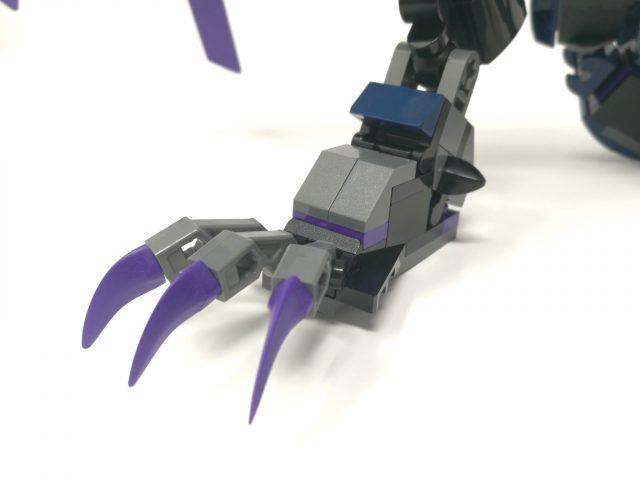 LEGO Ninjago 71742 - Dragone dell'Overlord