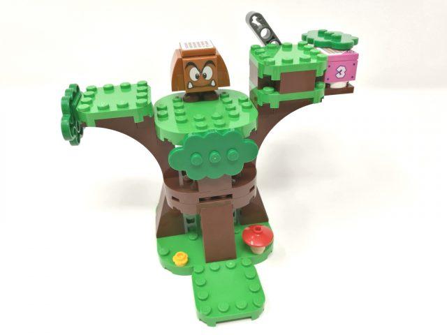 LEGO Super Mario 71368 - La Caccia al Tesoro di Toad