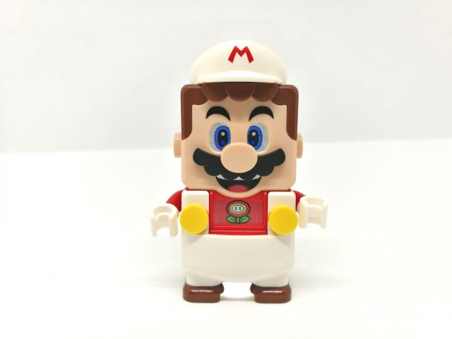 Mario fuoco - Power Up Pack (71370)