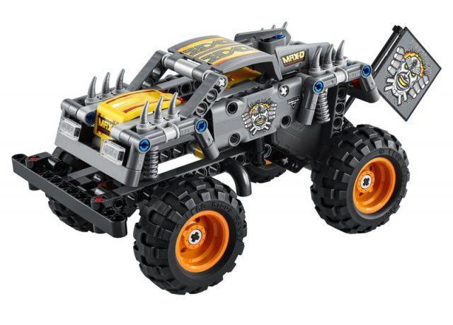 LEGO-Technic-Monster-Jam-Max-D-42119