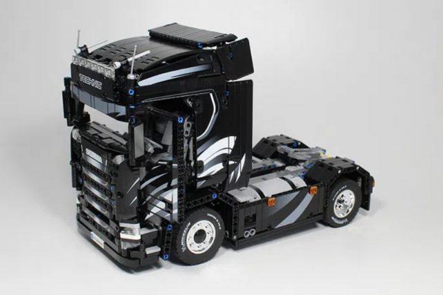 Scania Next Generation S730