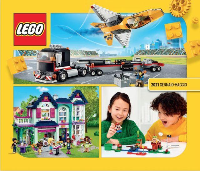 Catalogo LEGO 2021 Gennaio Maggio