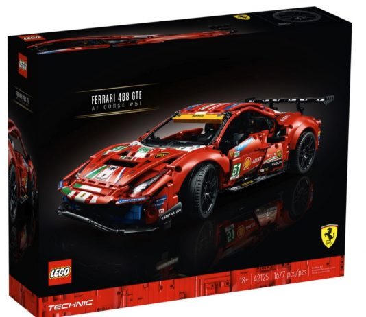 Ferrari 488 GTE AF CORSE #51 (42125)