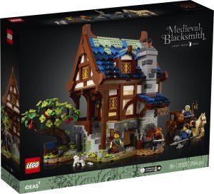 LEGO Ideas Fabbro Medievale (21325)