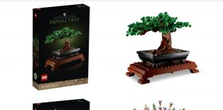 Nuova Linea LEGO Botanical Collection 2021