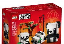 Panda del Capodanno cinese (40466)