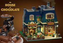 La casa di di cioccolato