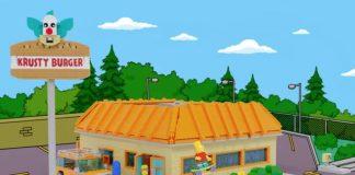 The Krusty Burger