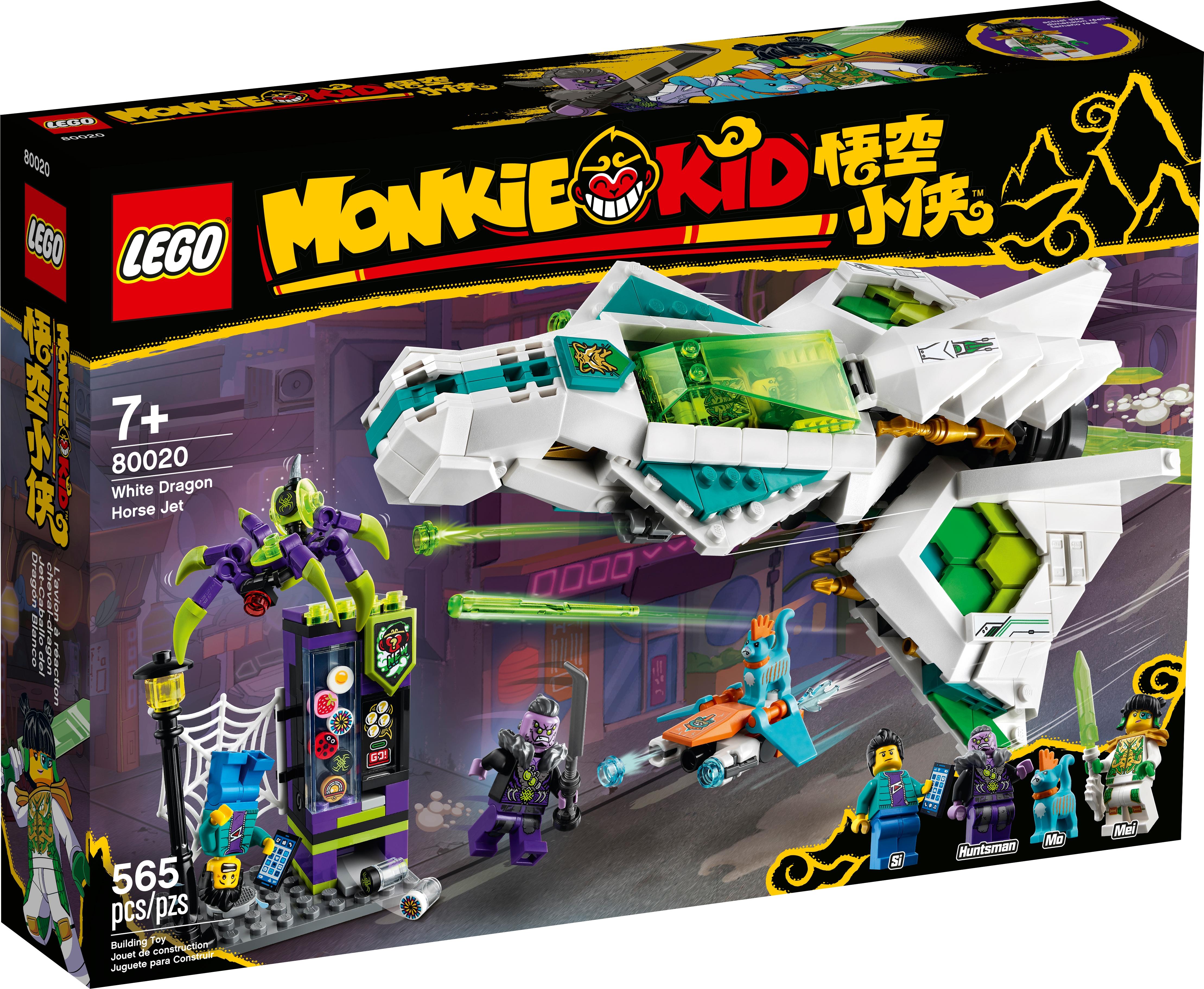Monkie Kid 80020