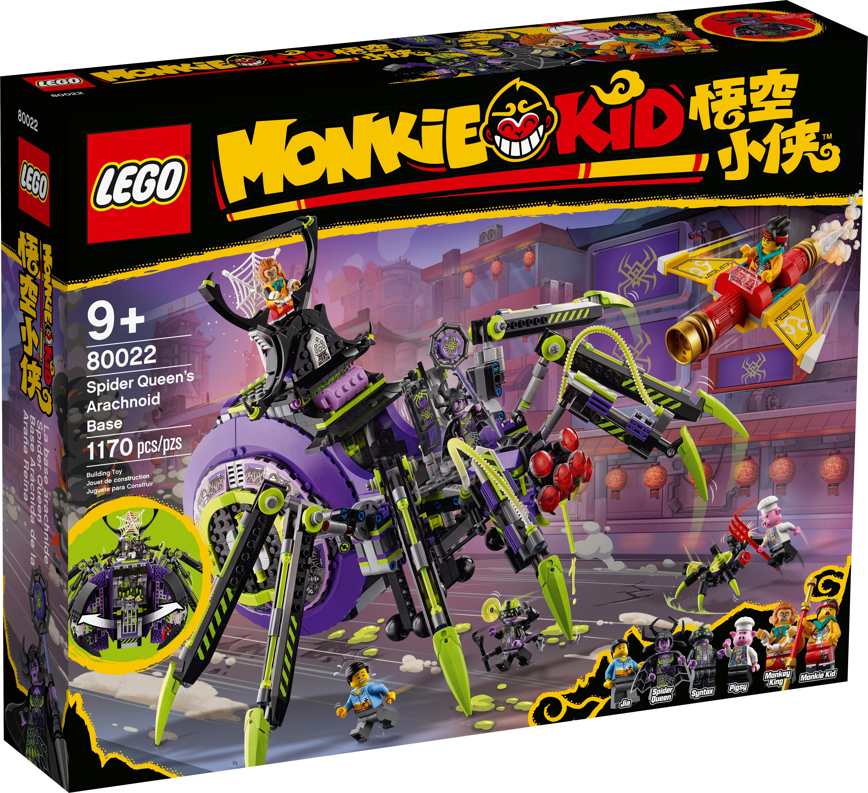 Monkie Kid 80022