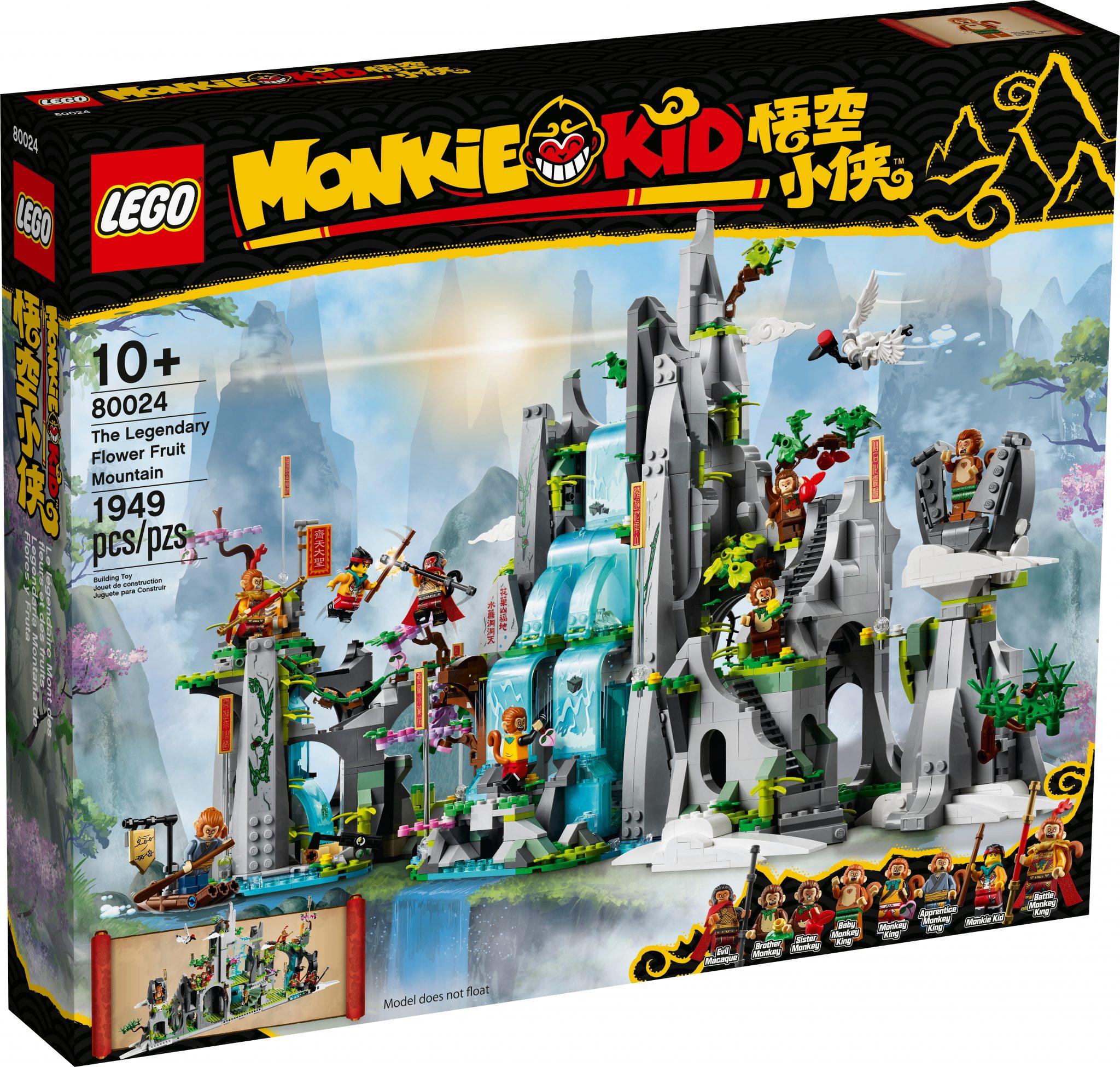 Monkie Kid 80024