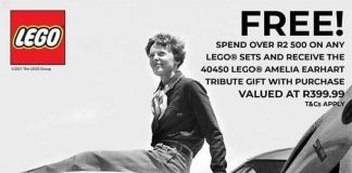 LEGO-Amelia-Earhart-Tribute-40450