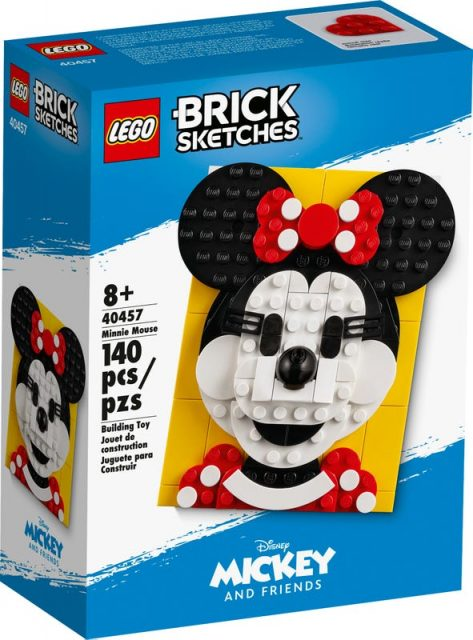 LEGO-Brick-Sketches-Minnie-Mouse-40457