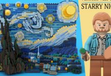 LEGO-Ideas-Vincent-van-Gogh-The-Starry-Night