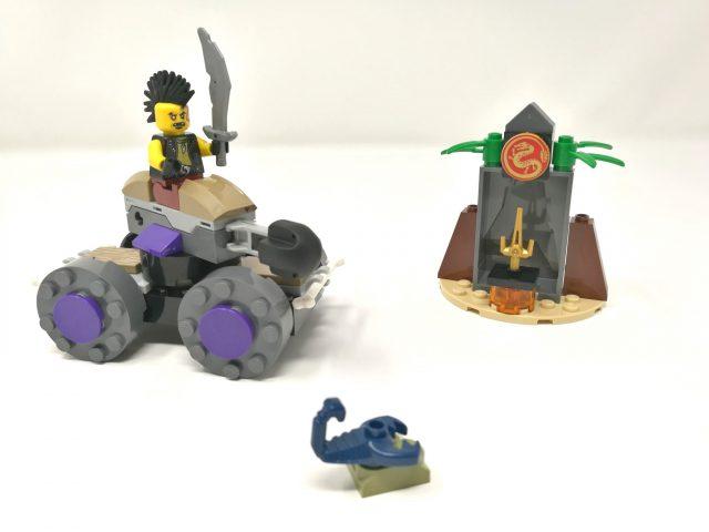 LEGO Ninjago 71740 - Electro-Mech di Jay
