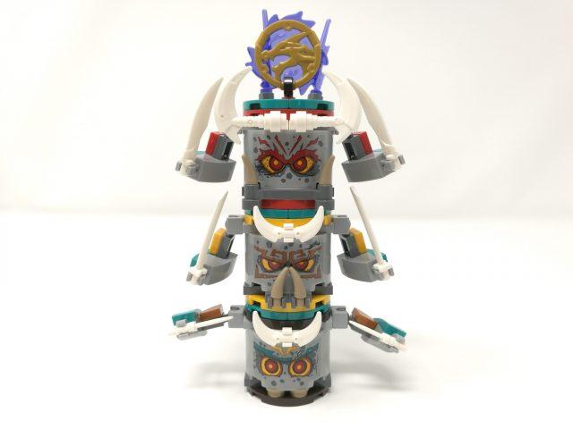 LEGO Ninjago 71747 - Il villaggio dei Guardiani