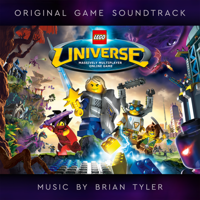 LEGO-Universe-Soundtrack