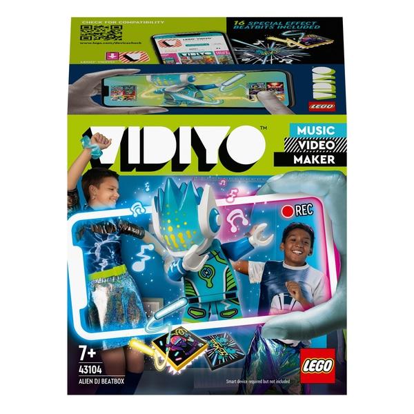 LEGO-VIDIYO-Alien-DJ-Beatbox-43104