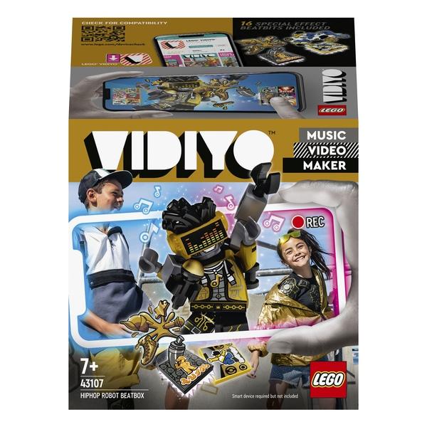 LEGO-VIDIYO-Hiphop-Robot-Beatbox-43107