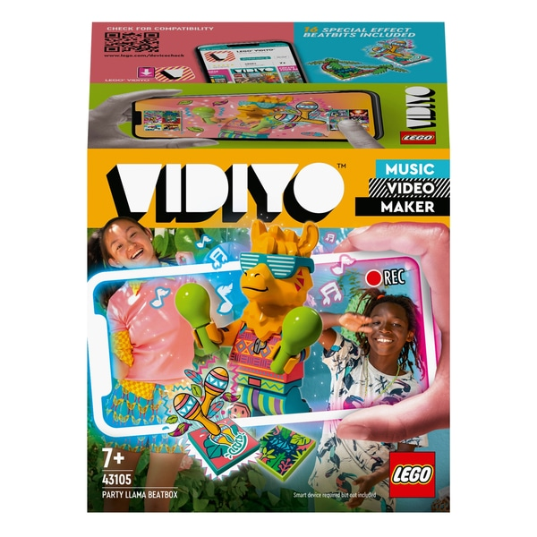 LEGO-VIDIYO-Party-Llama-Beatbox-43105
