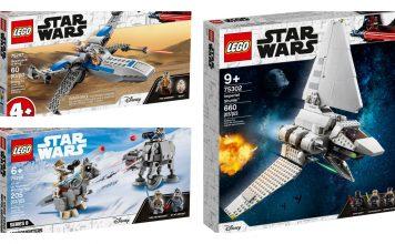 Novità LEGO Star Wars Marzo 2021