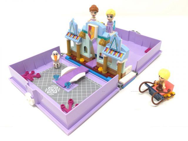 LEGO Disney 43175 - Il libro delle fiabe di Anna ed Elsa