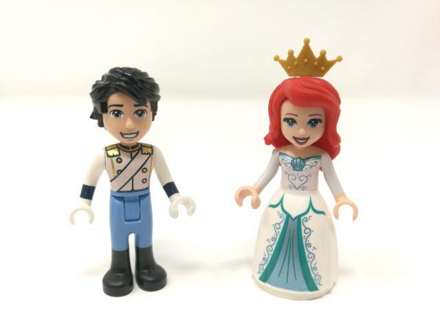 LEGO Disney 43191 - La barca della festa di Ariel