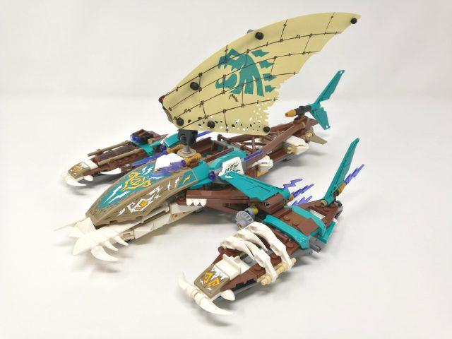 LEGO Ninjago 71748 - Battaglia in mare dei catamarani