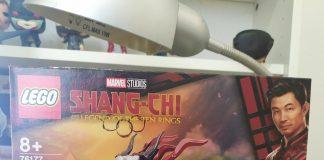 Marvel Shang-Chi Battle at the Ancient Village