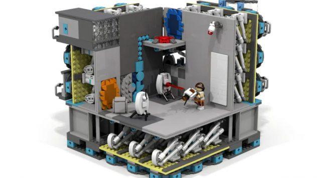 Modular Portal Testing Chamber
