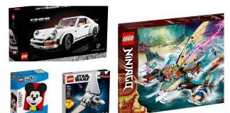 Novità LEGO Marzo 2021