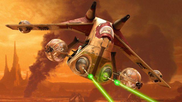 Republic-Gunship