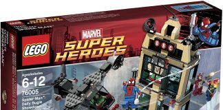 Marvel Super Heroes Daily Bugle