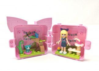 LEGO Friends 41665 - Il cubo del Gatto di Stephanie