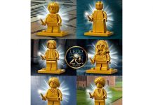 LEGO-Harry-Potter-Golden-Minifigures